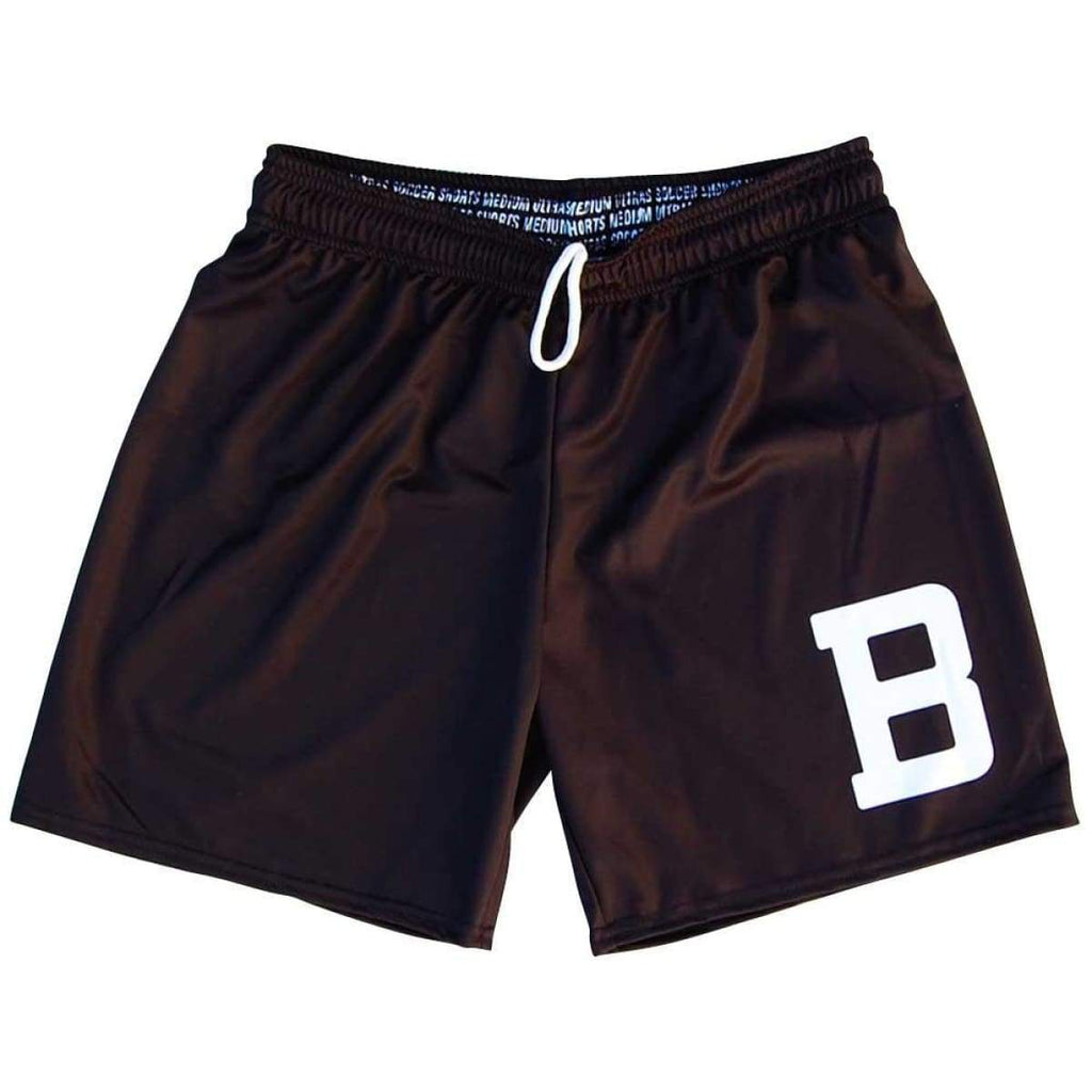 Bethlehem Steel FC Ultras Soccer Shorts - Black / Youth X-Small / No - Soccer Shorts