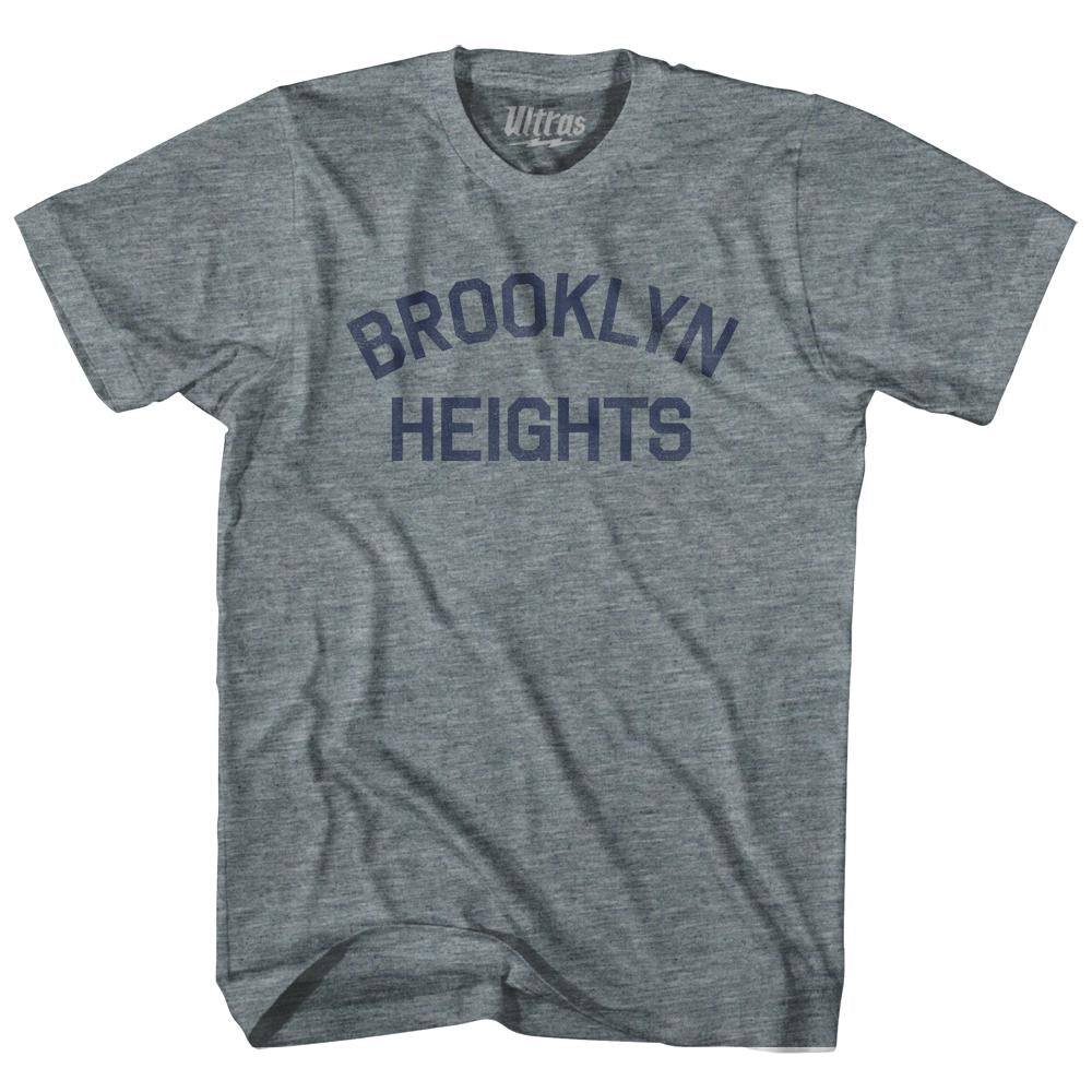 Brooklyn Heights Womens Tri-Blend Junior Cut T-Shirt