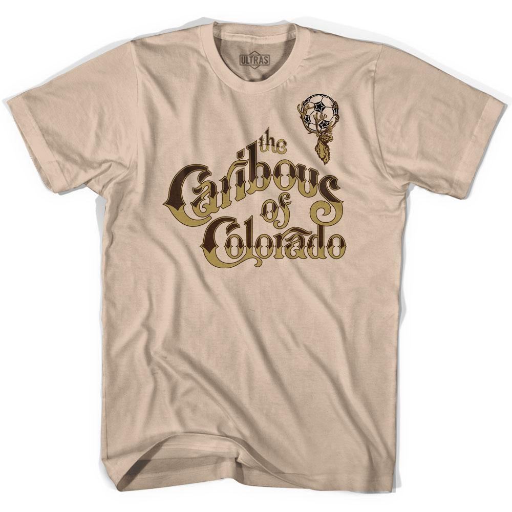 Ultras Caribous of Colorado Soccer T-shirt by Ultras