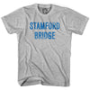 Chelsea Stamford Brdige Soccer T-shirt in Cool Grey by Neutral FC