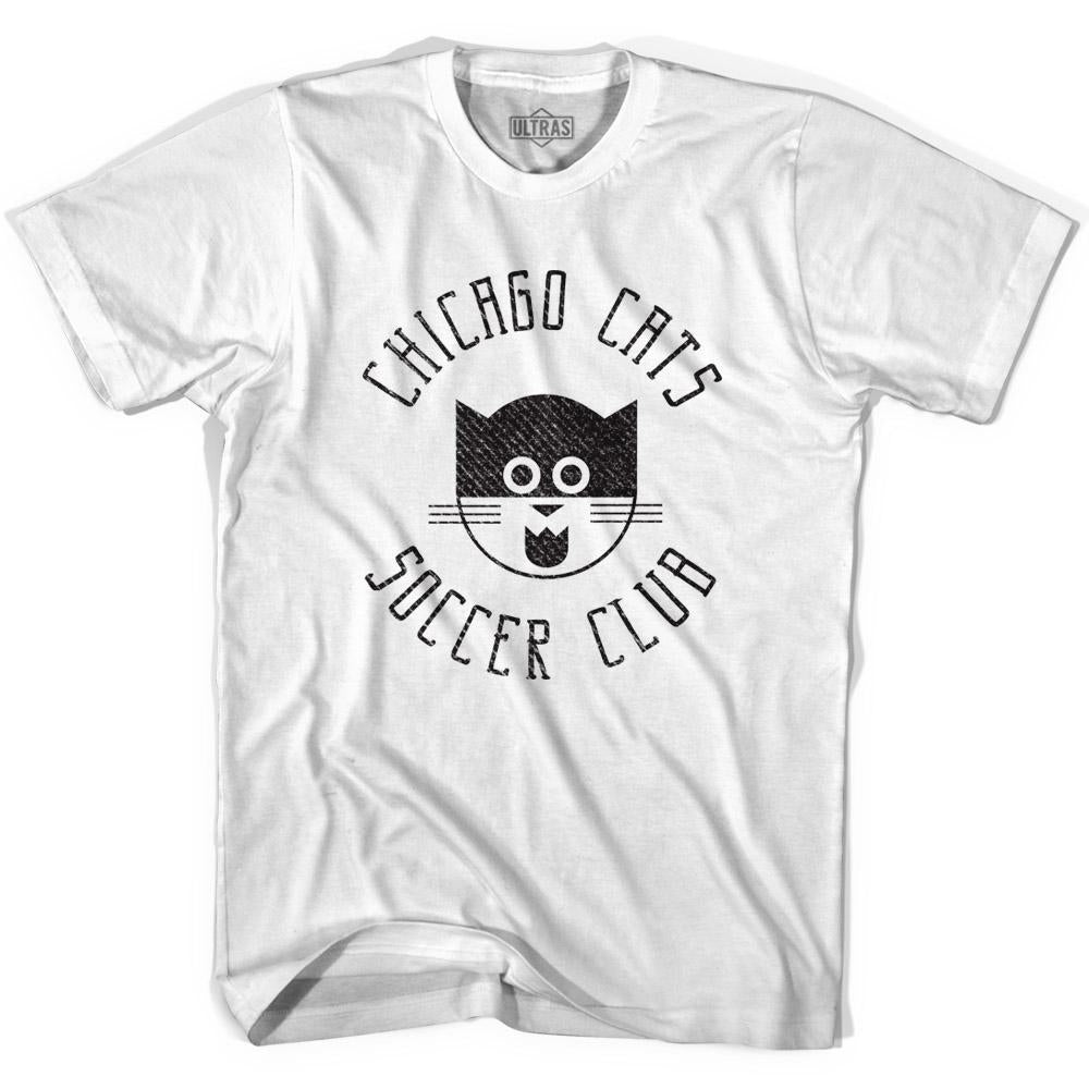 Ultras Chicago Cats Soccer T-shirt by Ultras