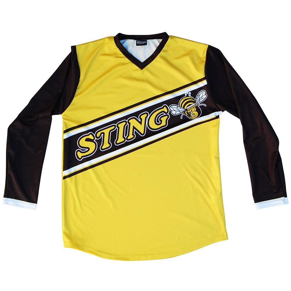 Chicago Sting Indoor Long Sleeve Soccer Jersey
