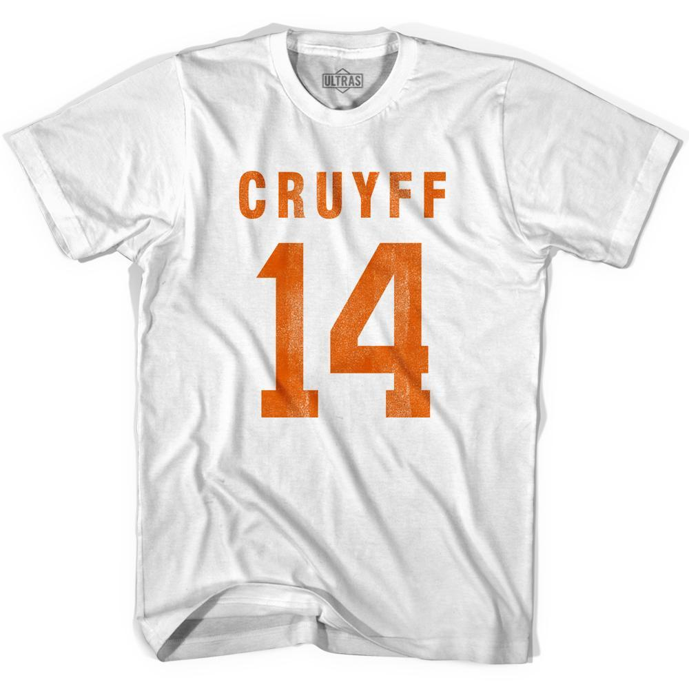 Ultras Cruyff 14 Soccer T-shirt by Ultras