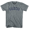 Cuzco City Vintage T-shirt in Athletic Blue by Mile End Sportswear