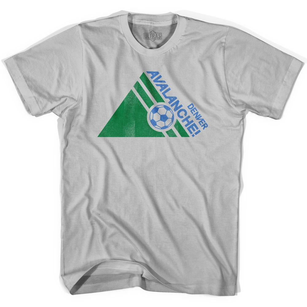 Ultras Denver Avalanche Soccer T-shirt by Ultras