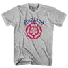 England Football Rose T-Shirt in Cool Grey by Neutral FC