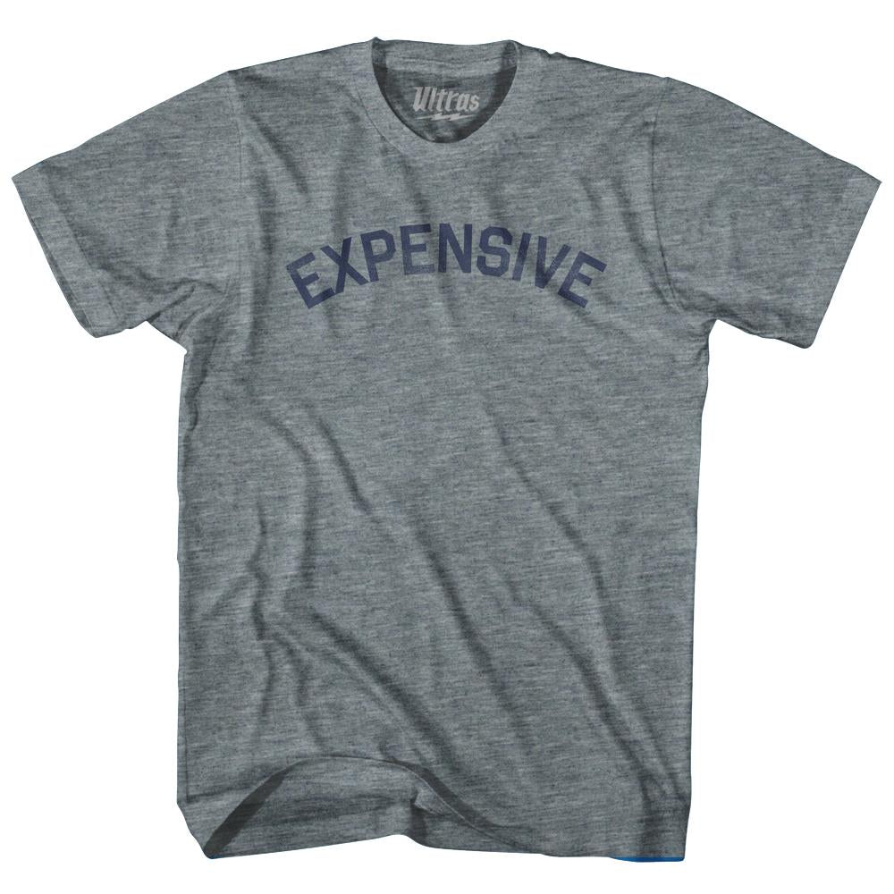 Expensive Adult Tri-Blend T-Shirt by Ultras