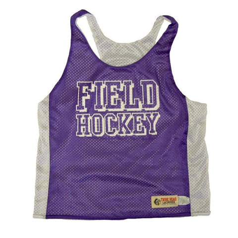 Hawaii State Flag and American Flag Reversible Lacrosse Pinnie