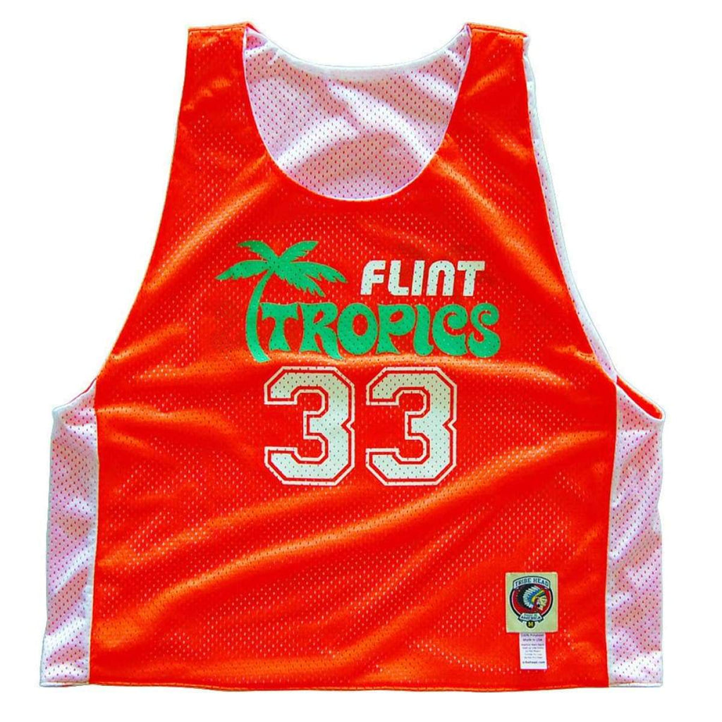 Flint Tropics Lacrosse Pinnie - Graphic Mesh Lacrosse Pinnies