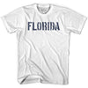 Florida State Stencil Womens Cotton T-shirt by Ultras