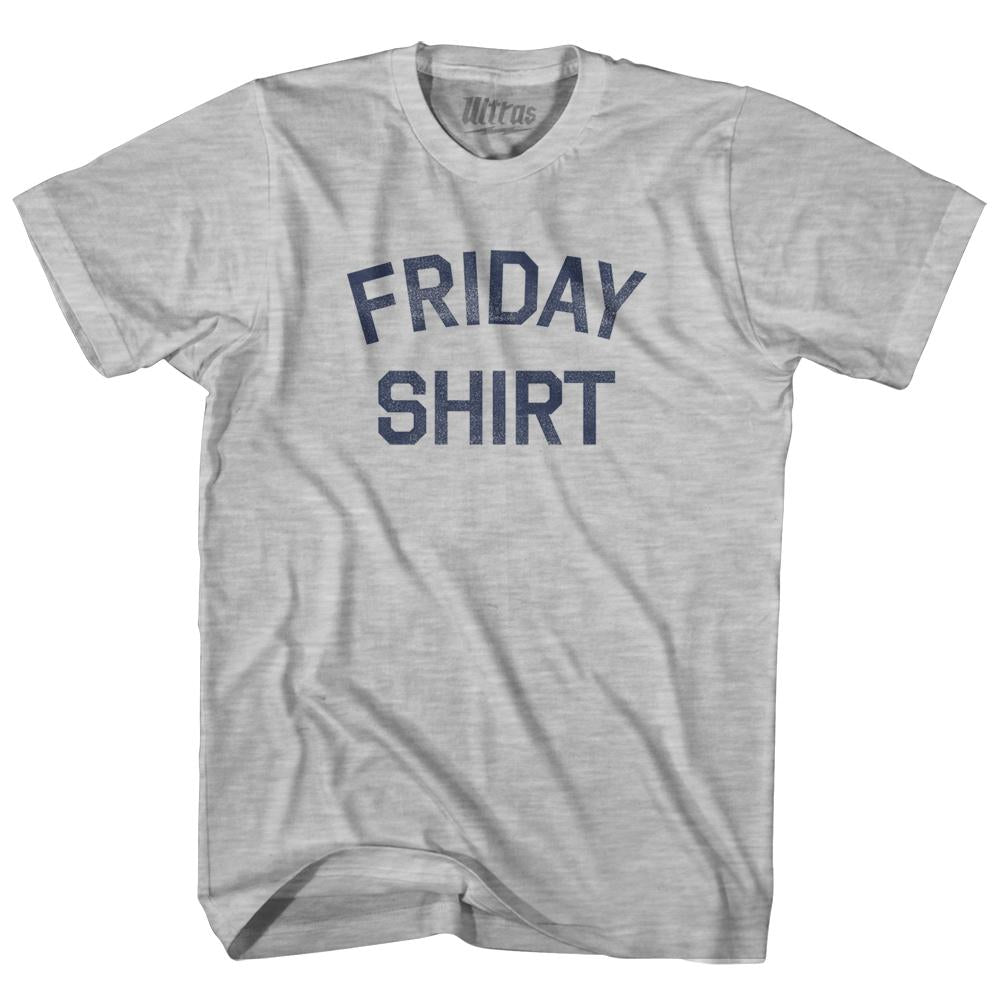 Friday Shirt Adult Cotton T-Shirt