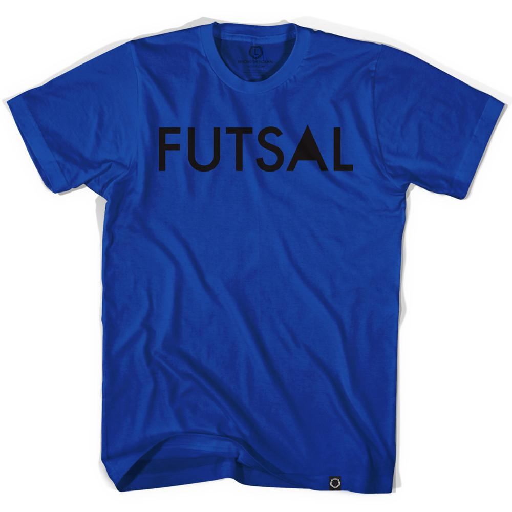 Futsal Royal Blue T-shirt in Royal Blue by Neutral FC