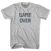 Game Over Adult Cotton T-Shirt
