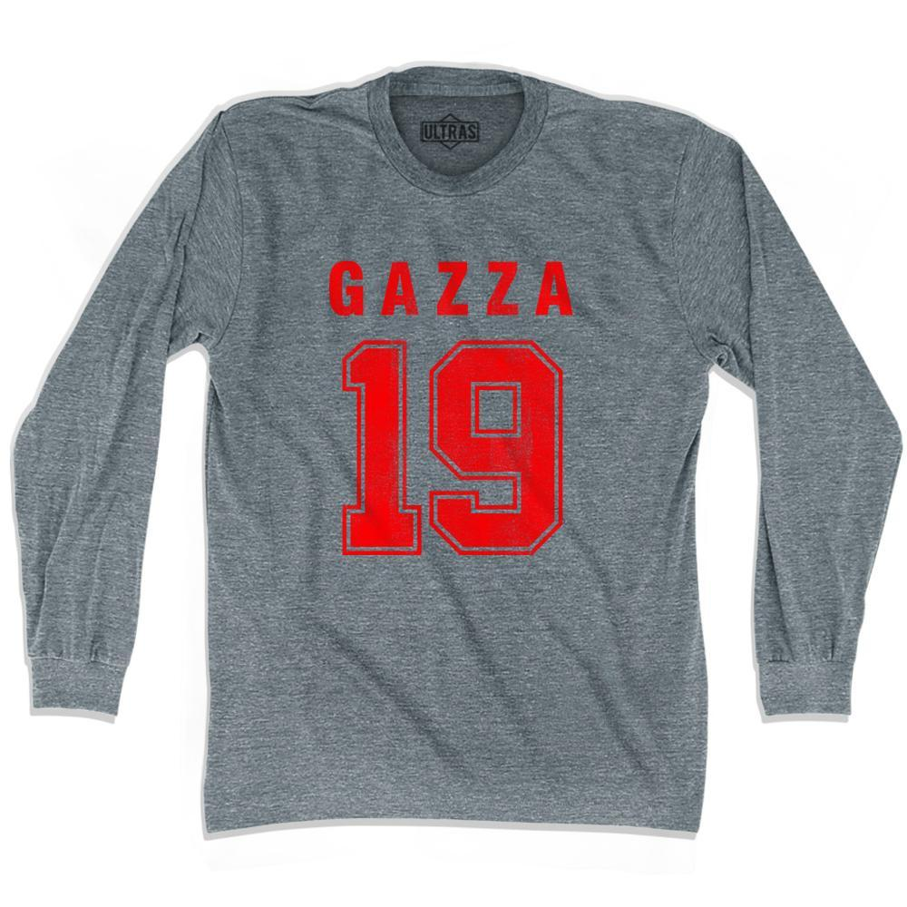 Ultras Gazza 19 Soccer Long Sleeve T-shirt by Ultras