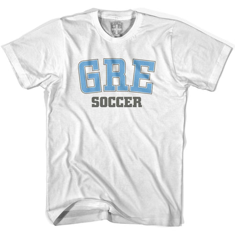 Greece GRE Soccer Country Code T-shirt