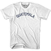 Guatemala City Vintage T-shirt in Grey Heather by Mile End Sportswear