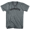 Harrison Adult Tri-Blend V-Neck Womens Junior Cut T-Shirt by Ultras