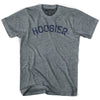 Hoosier City Vintage T-shirt in Athletic Grey by Mile End Sportswear
