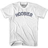 Hoosier City Vintage T-shirt in White by Mile End Sportswear