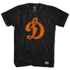 Houston Dynamo D Vintage T-shirt in Black by Ultras