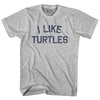 I Like Turtles Youth Cotton T-Shirt
