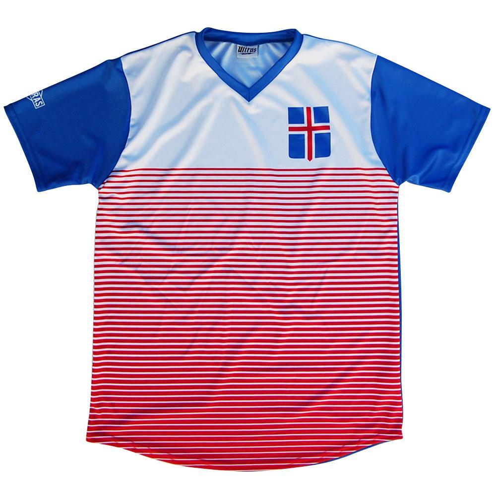 Iceland Rise Ultras Soccer Jersey by Ultras