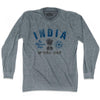 Ultras India Soccer Long Sleeve T-shirt by Ultras