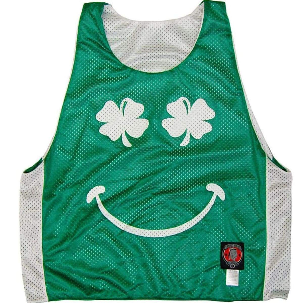 Ireland Smile Lacrosse Pinnie - Graphic Mesh Lacrosse Pinnies