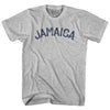 Jamaica City Vintage T-shirt-Adult