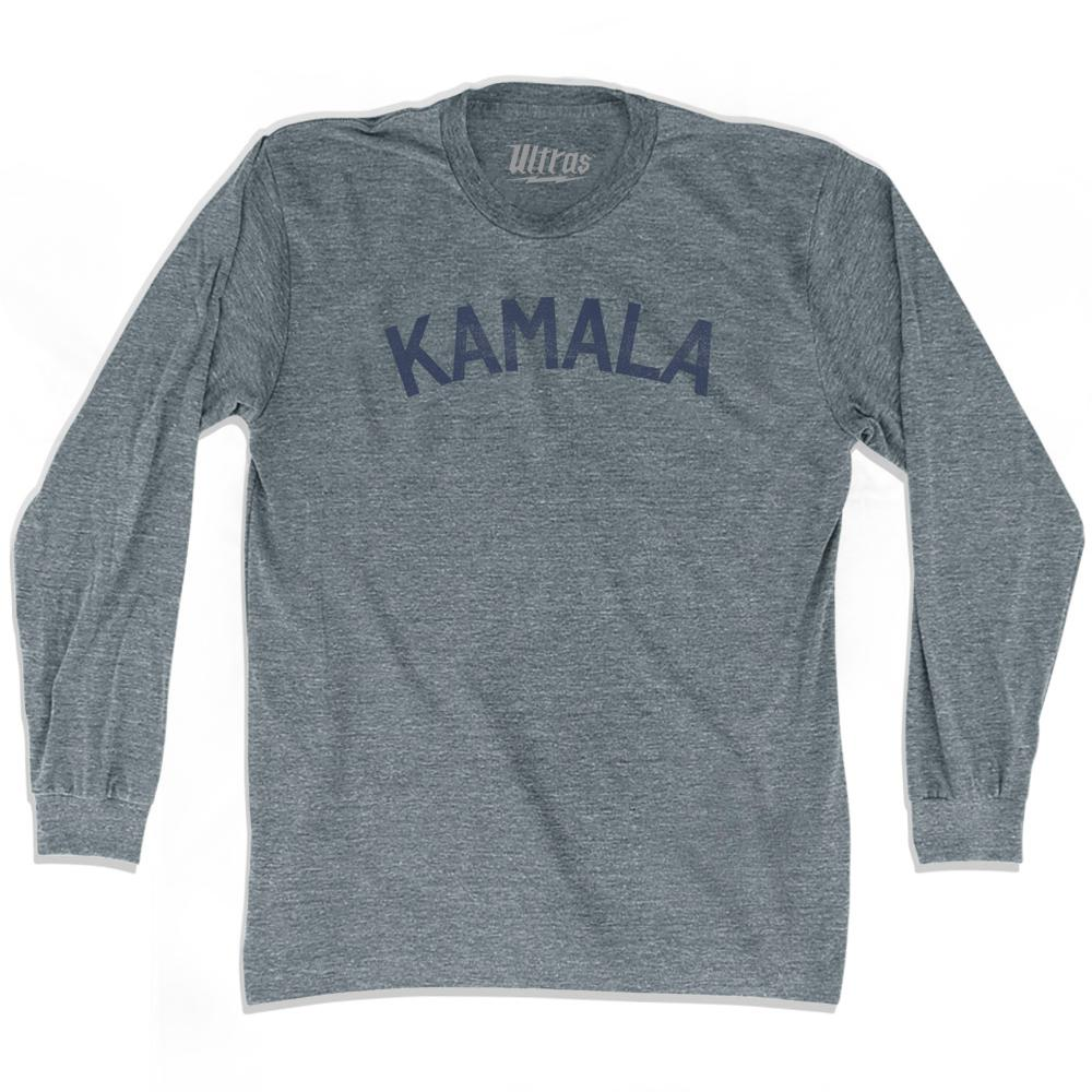 Kamala Adult Tri-Blend Long Sleeve T-Shirt