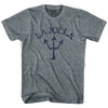 La Jolla Trident T-shirt in Athletic Blue by Life On the Strand