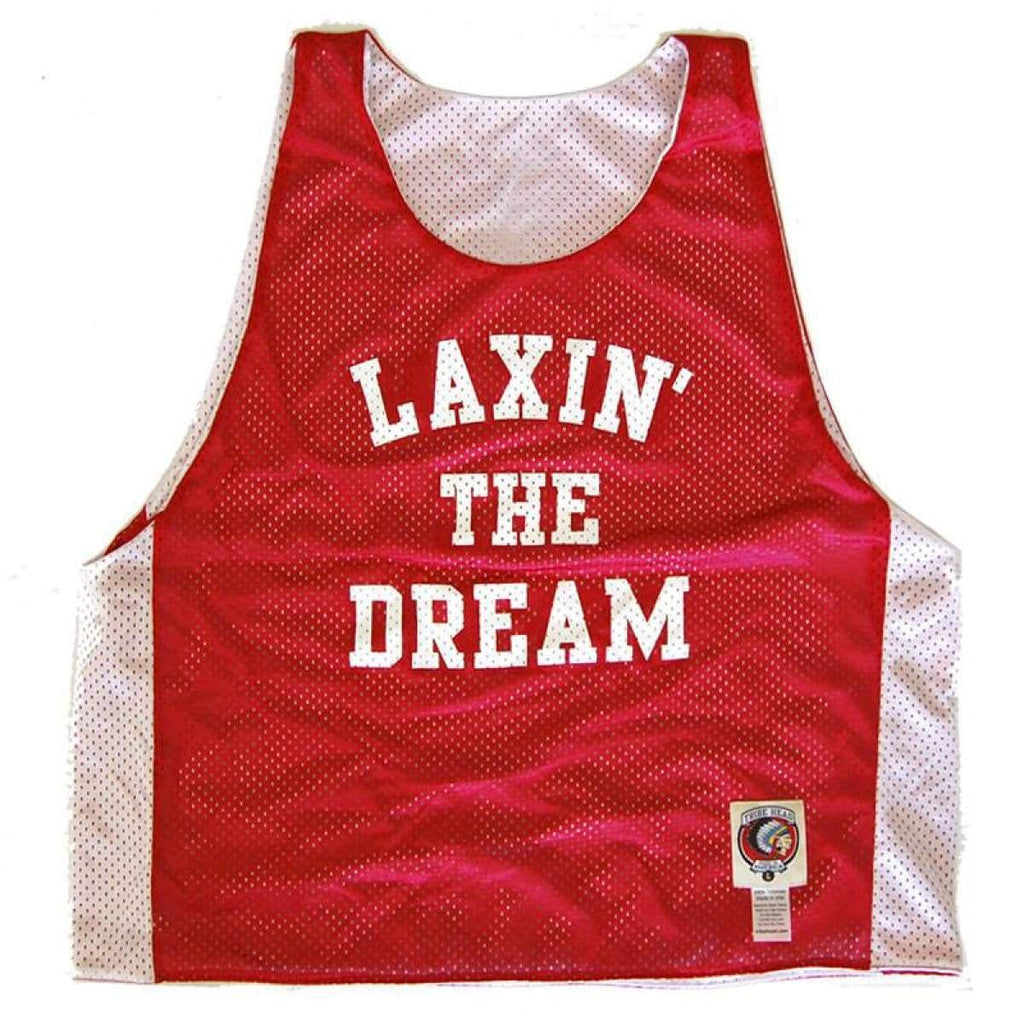 Laxin The Dream Lacrosse Pinnie - Graphic Mesh Lacrosse Pinnies