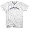 Liechtenstein City Vintage T-shirt in Grey Heather by Mile End Sportswear