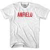 Liverpool Anfield Soccer T-shirt in Cool Grey by Neutral FC