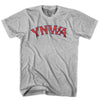Liverpool YNWA Red Sox Inspired T-Shirt in White by Neutral FC
