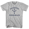 Michigan Saugatuck Dunes Beach Trident Youth Cotton T-Shirt by Life on the Strand