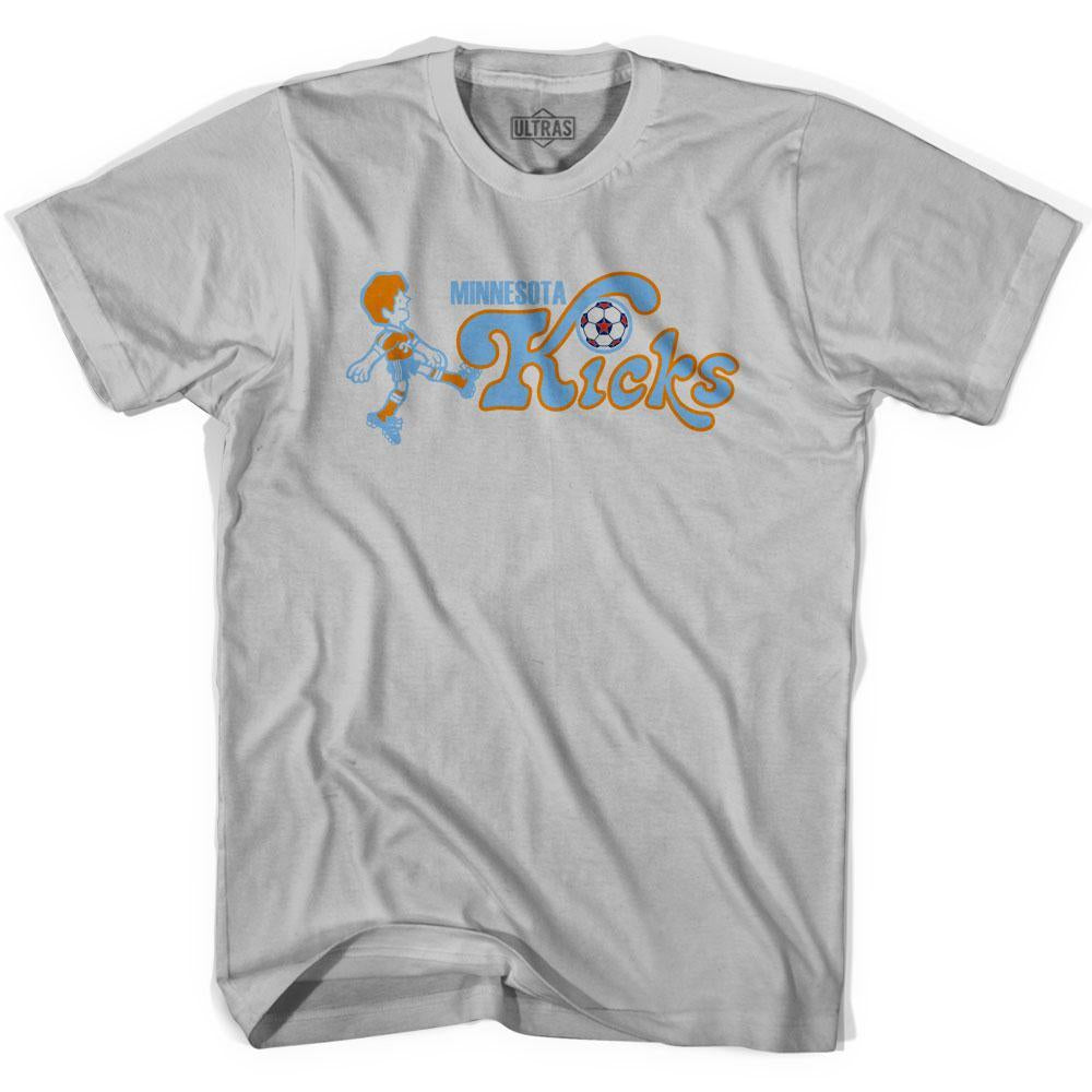 Ultras Minnesota Kicks Soccer T-shirt by Ultras