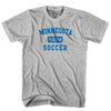 Minnesota Youth Soccer T-shirt in White by Neutral FC