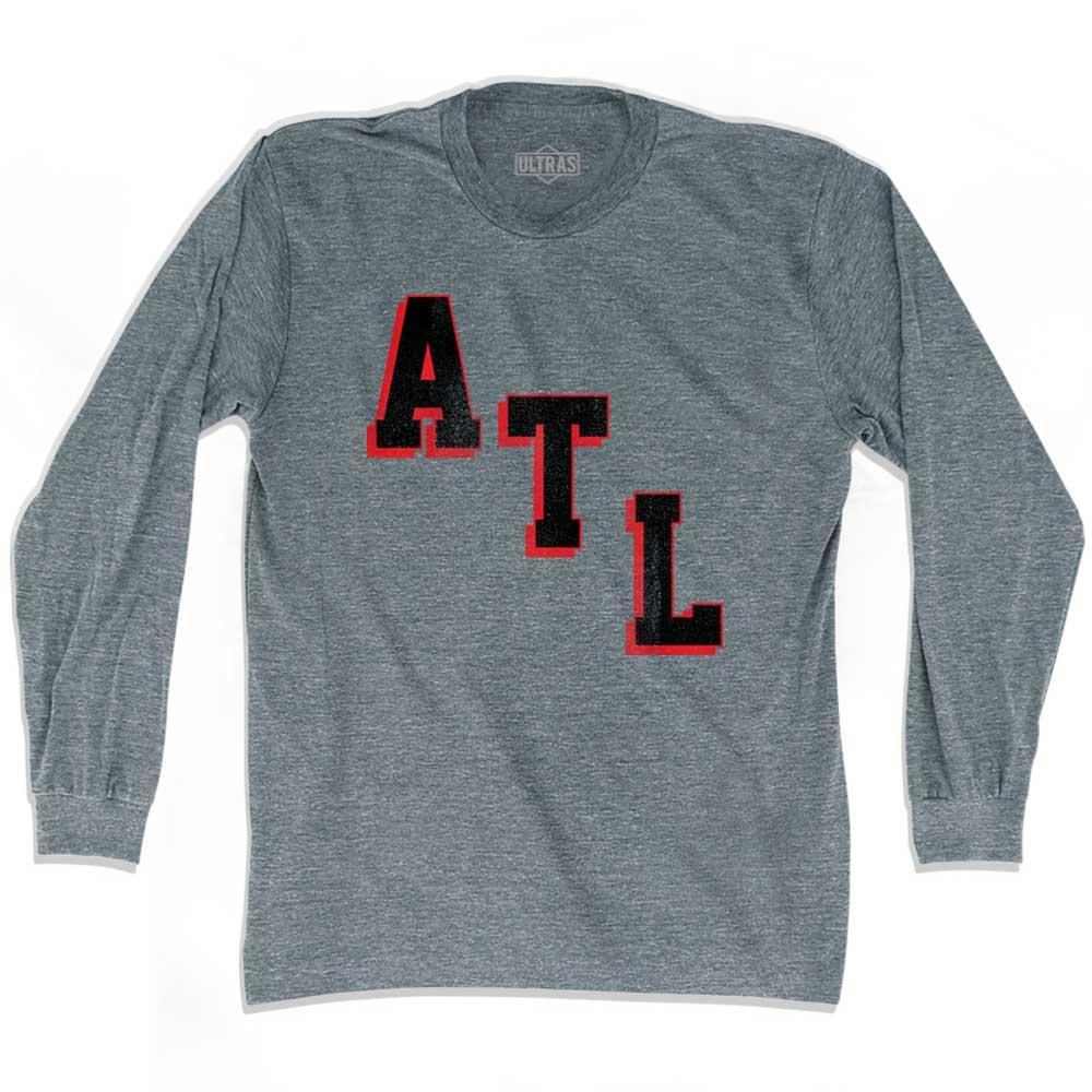 Atlanta ATL Miracle Ultras Soccer Long Sleeve T-shirt by Ultras
