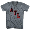 Atlanta ATL Miracle Ultras V-neck T-shirt by Ultras