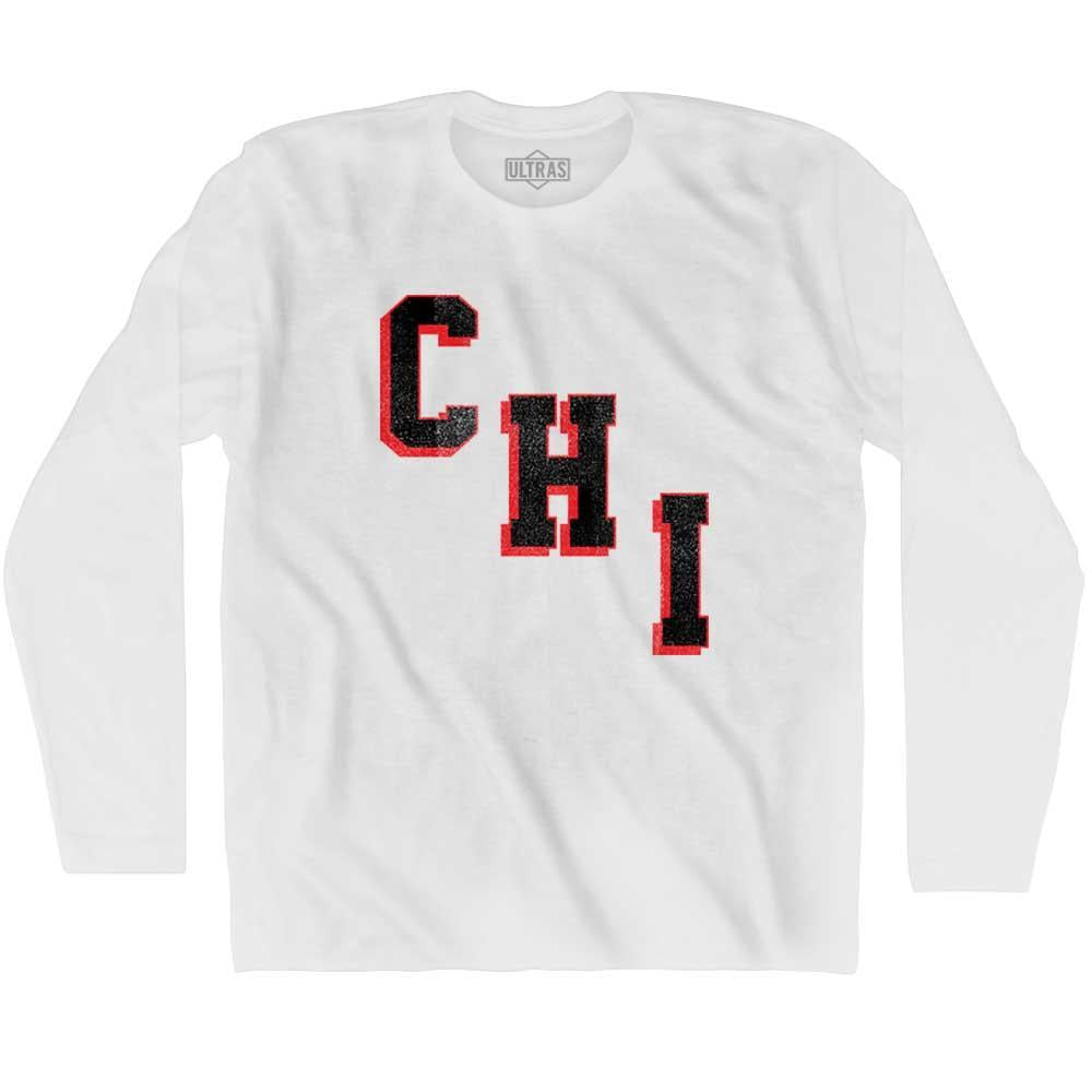 Chicago CHI Miracle Ultras Soccer Long Sleeve T-shirt by Ultras
