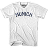 Munich City Vintage T-shirt-Adult