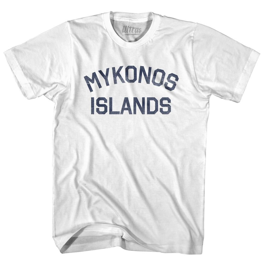 My Konos Islands Youth Cotton T-Shirt