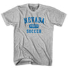 Nevada Youth Soccer T-shirt in White by Neutral FC