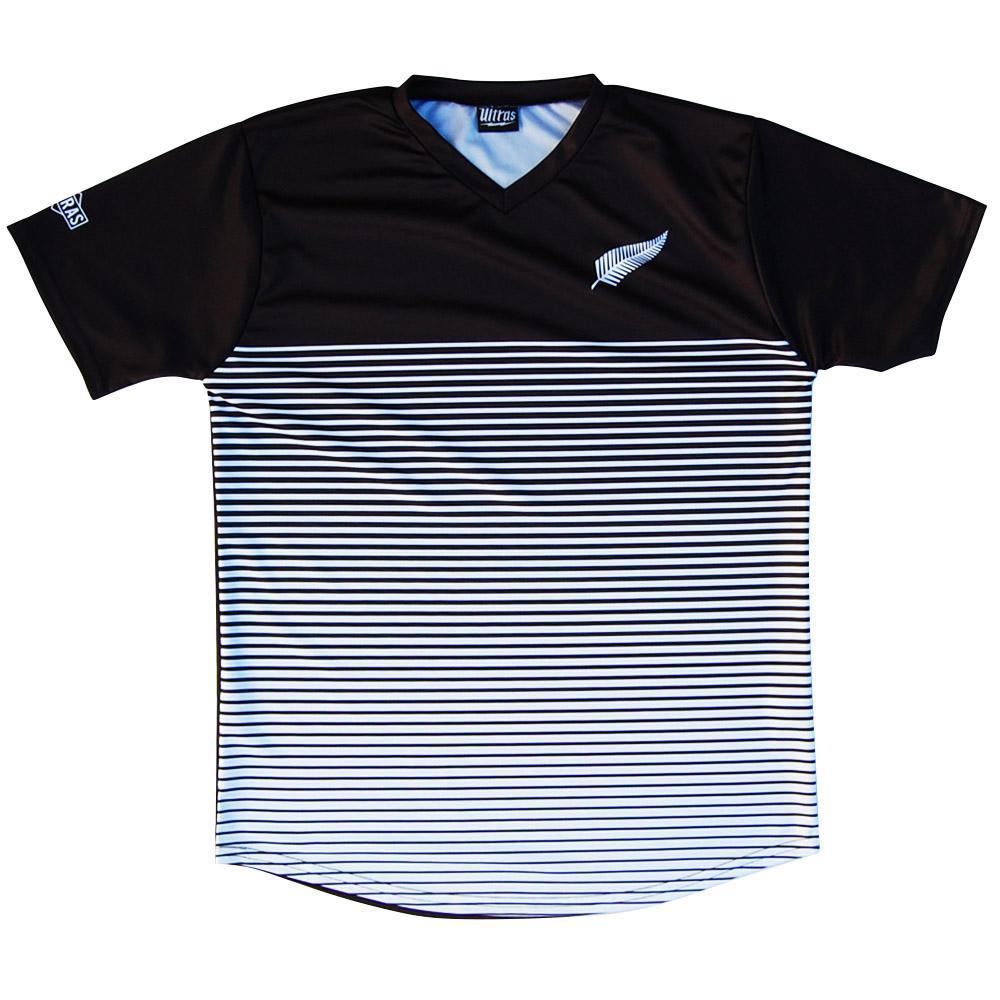 New Zealand Rise Soccer Jersey by Ultras