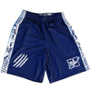 North Paulding Wolfpack Lacrosse Shorts in Navy by Tribe Lacrosse