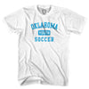 Oklahoma Youth Soccer T-shirt in White by Neutral FC