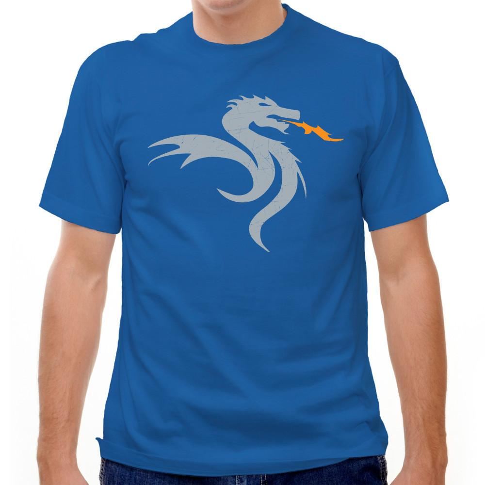 Porto Dragons T-shirt in Royal by Neutral FC