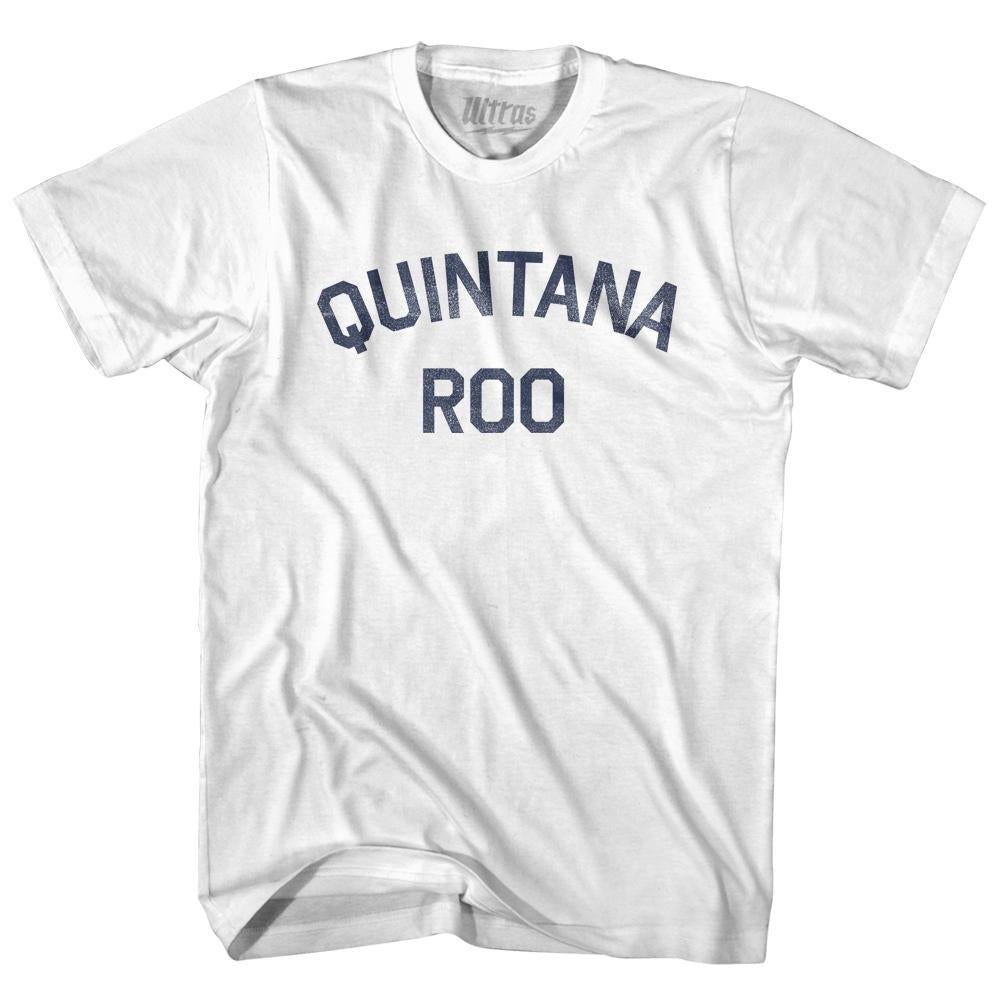 Quintana Roo Peninsula Adult Cotton T-Shirt