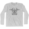 Rome Eagle SPQR Ultras Soccer Long Sleeve T-shirt